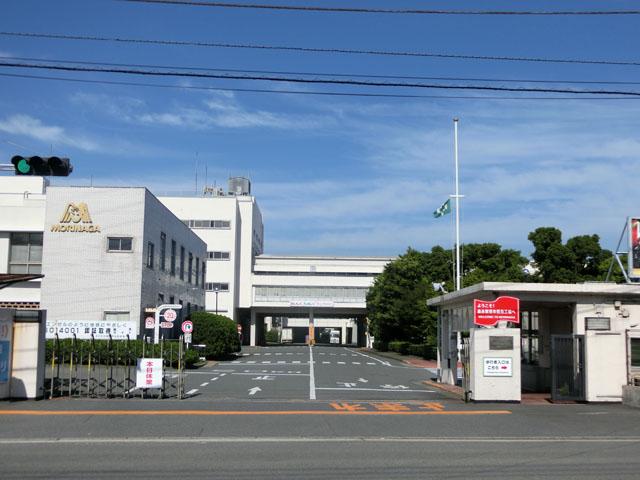 森永製菓鶴見工場